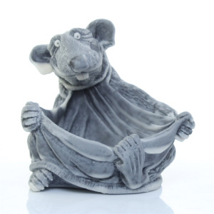 Крыс весёлый (шарж)