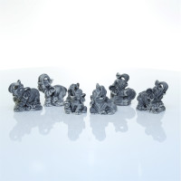 Слоники маленькие (6 видов)