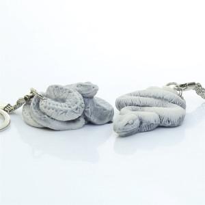 Змея (змейка с плоским дном 2 вида) / брелок
