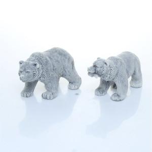 Медведь бурый 3 (2 вида)