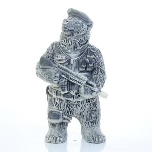 Медведь военный