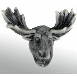 Голова лося (барельеф) / магнит