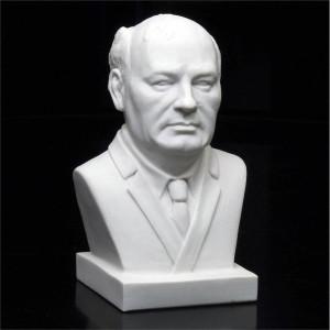 Бюст Горбачева