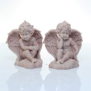 Ангел на облаке средний (2 вида)