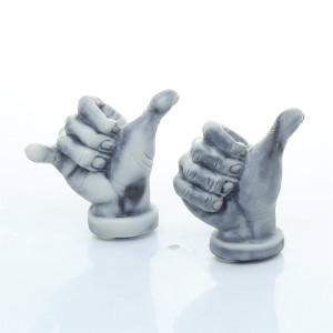 Жест руки объемный (2 видов) / магнит