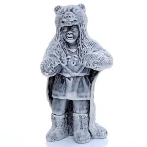 Шаман в шкуре медведя